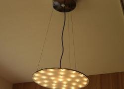 ダイニング、LEDペンダント照明器具