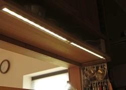 キッチン用LED照明器具