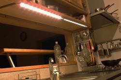 LEDキッチンランプ