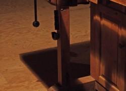 My Workbench Shoulder vise