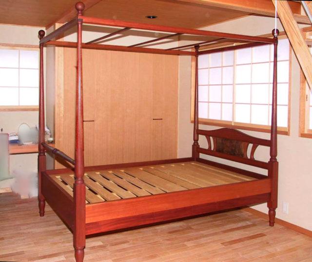 アホがにーのベッド